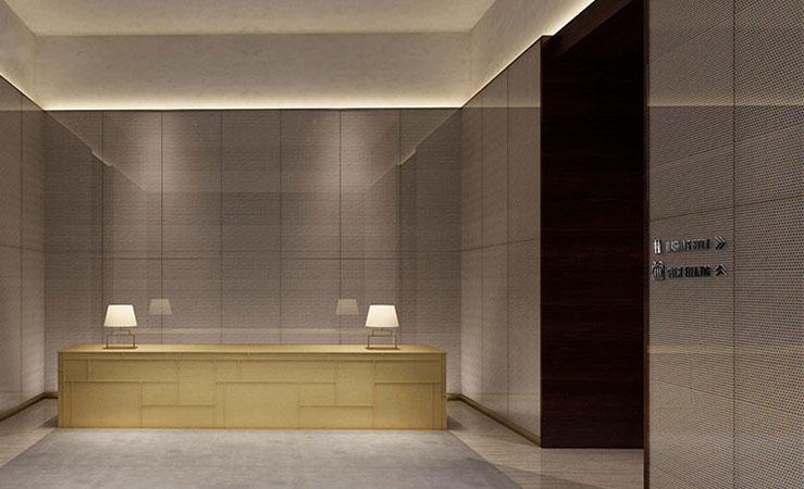 TIANLILAI DESIGN - HOTEL - 成都阿玛尼艺术公寓