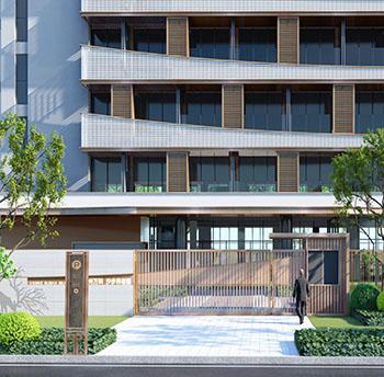 TIANLILAI DESIGN - PUBLIC - 万科广州沙步养老院