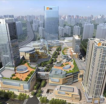 TIANLILAI DESIGN - OFFICE - 成都华润万象城